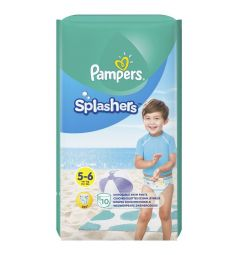 Трусики Pampers Splashers (14+ кг) 10 шт.