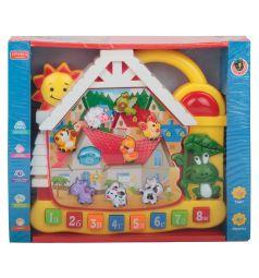 Развивающая игрушка Zhorya Веселый домик