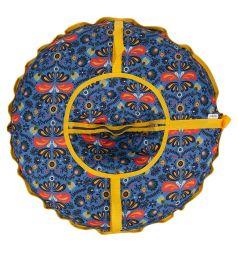 Санки надувные Иглу Народные средние, цвет: принт Жар Птица