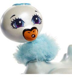 Кукла Enchantimals Saffi Swan&Poise 15 см
