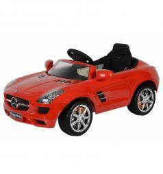 Электромобиль Tommy Mercedes-Benz SLS AMG, цвет: красный
