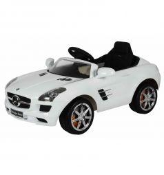 Электромобиль Tommy Mercedes-Benz SLS AMG, цвет: белый