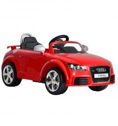 Электромобиль Tommy Audi TT RS Plus, цвет: красный