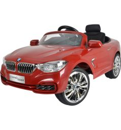Электромобиль Tommy BMW-4 Series Coupe, цвет: красный