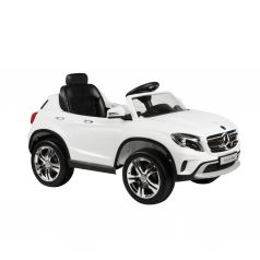 Электромобиль Tommy Mercedes-Benz GLA-Class, цвет: белый