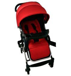 Прогулочная коляска Little King LK-А618, цвет: красный