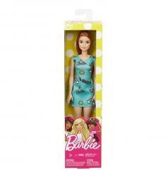 Кукла Barbie Стиль Бирюзовое платье с радугой 29 см