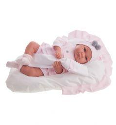 Кукла Juan Antonio Рика в розовом 40 см