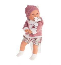 Кукла Juan Antonio Элисеа плачет 55 см