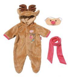 Одежда для кукол Baby Annabell Северный олень