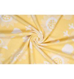Sweet Baby Одеяло Nuvola 140 х 100 см, цвет: желтый