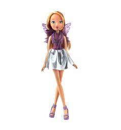 Кукла Winx Рок-н-Ролл Флора 28 см