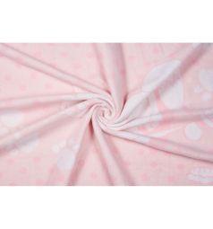 Sweet Baby Одеяло Nuvola 140 х 100 см, цвет: розовый
