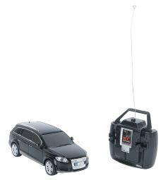Машинка на радиоуправлении GK Racer Series Audi Q7, черная 1 : 28