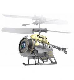 Вертолет на радиоуправлении Silverlit Spy Cam Nano черный с камерой 10 х 3 х 7 см