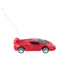 Машинка на радиоуправлении Игруша красная 18.5 см