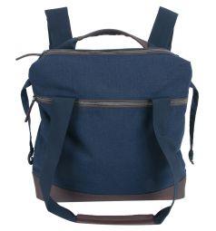 Сумка-рюкзак Inglesina для коляски Back Bag Aptica, цвет: college blue