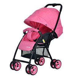 Прогулочная коляска Everflo Letter E-501, цвет: flamingo
