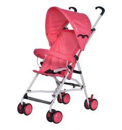 Коляска-трость Everflo Simple Е-100, цвет: pink