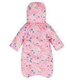 Babyglory Комбинезон конверт Snowball, цвет: розовый