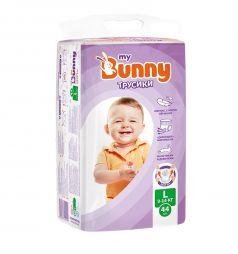 Трусики-подгузники My Bunny р. L (9-14 кг) 44 шт.
