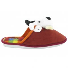 Тапочки-игрушки Forio, цвет: бордовый