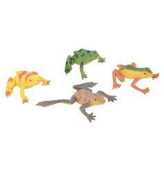Набор фигурок Tongde Удивительный мир животных Лягушки