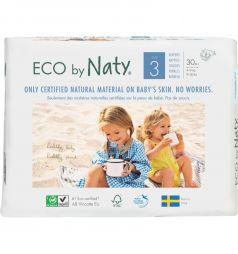 Подгузники Naty Детские (4-9 кг) 30 шт.