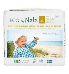 Подгузники Naty Детские (7-18 кг) 26 шт.