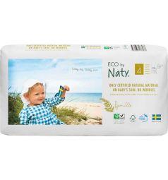 Подгузники Naty Детские (7-18 кг) 44 шт.
