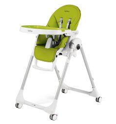 Стульчик для кормления Peg-Perego Prima Pappa Follow Me Mela, цвет: зеленый
