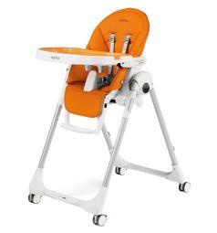 Стульчик для кормления Peg-Perego Prima Pappa Follow Me Arancia, цвет: оранжевый