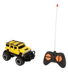 Машинка на радиоуправлении Игруша желтая