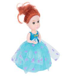 Кукла Игруша в стакане мороженного цвет: голубой
