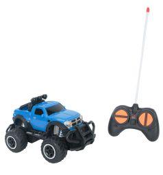 Машинка на радиоуправлении Игруша синяя