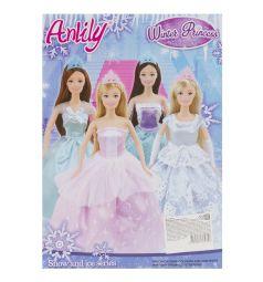 Кукла Anlily Принцесса Anlily с аксессуарами, 29 см