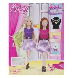 Игровой набор Anlily Кукла с аксессуарами, 29 см