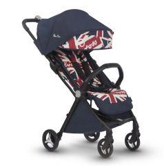 Прогулочная коляска Silver Cross Jet Cool Britannia, цвет: светло-бежевый/темно-бежевый