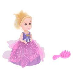 Кукла Игруша в стакане мороженного цвет: фиолетовый