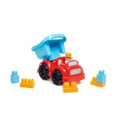 Игровой набор Mega Bloks Веселый транспорт красная кабина