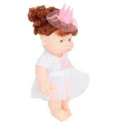 Кукла-пупс Игруша в белом платье 23 см