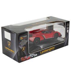Машинка на радиоуправлении GK Racer Series красная 1 : 18