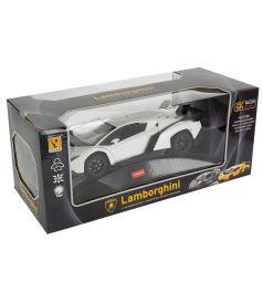 Машинка на радиоуправлении GK Racer Series Lamborghini Veneno, белая 1 : 18