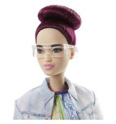 Кукла Barbie Робототехник сиреневые волосы 32 см