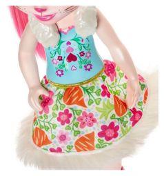 Enchantimals, Кукла большая с любимой зверюшкой (в асс) BREE BUNNY&TWIST