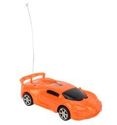 Машинка на радиоуправлении Игруша оранжевая 18.5 см