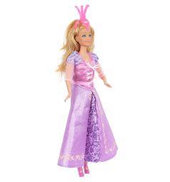 Кукла Kaibibi в сиреневом платье, с аксессуарами