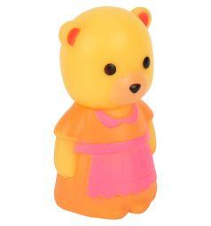 Игровой набор Игруша Семья животных Медведи, 3 шт