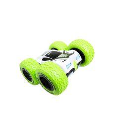 Машинка на радиоуправлении Silverlit Exots Кросс 360, цвет: зеленый 1 : 18