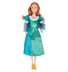 Кукла Kaibibi в бирюзовом платье, с аксессуарами